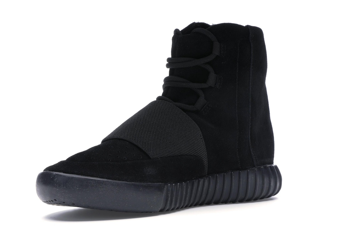 exquisite design official store clearance prices adidas Yeezy Boost 750 Triple Black