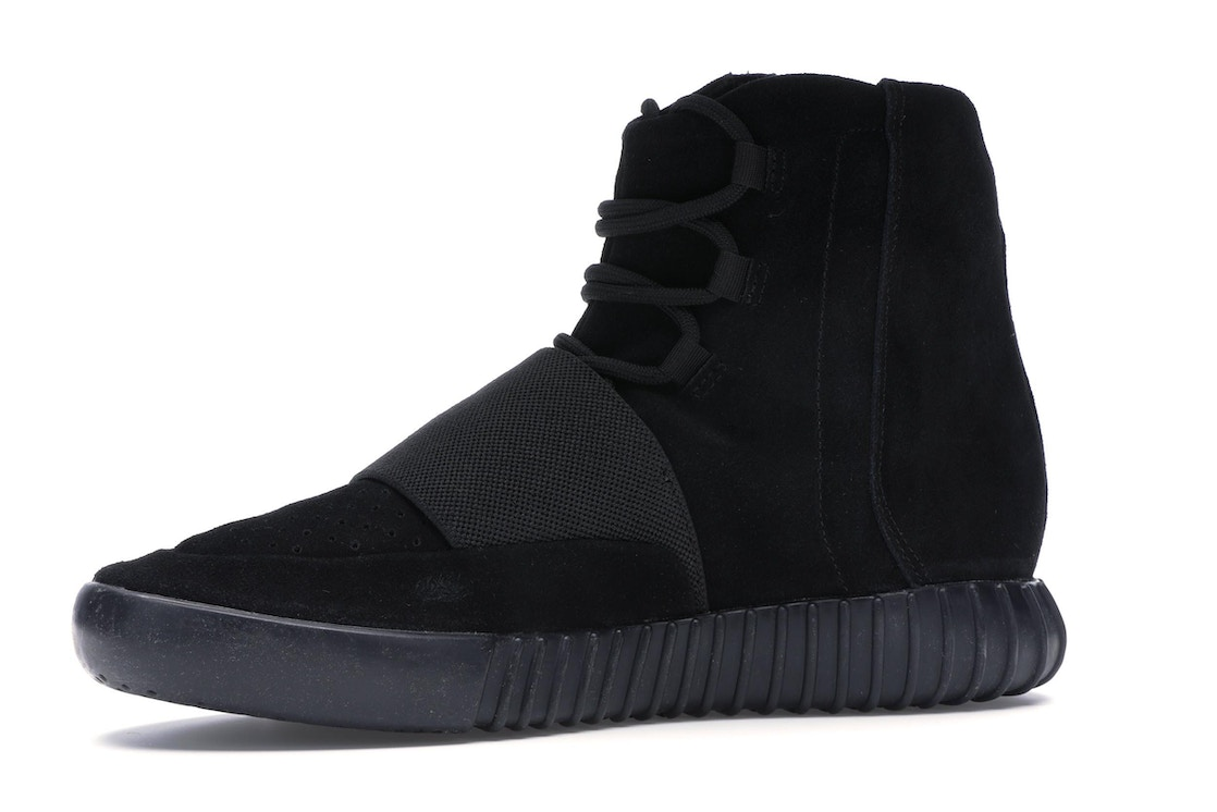 cd72330bc23f9 adidas Yeezy Boost 750 Triple Black - BB1839