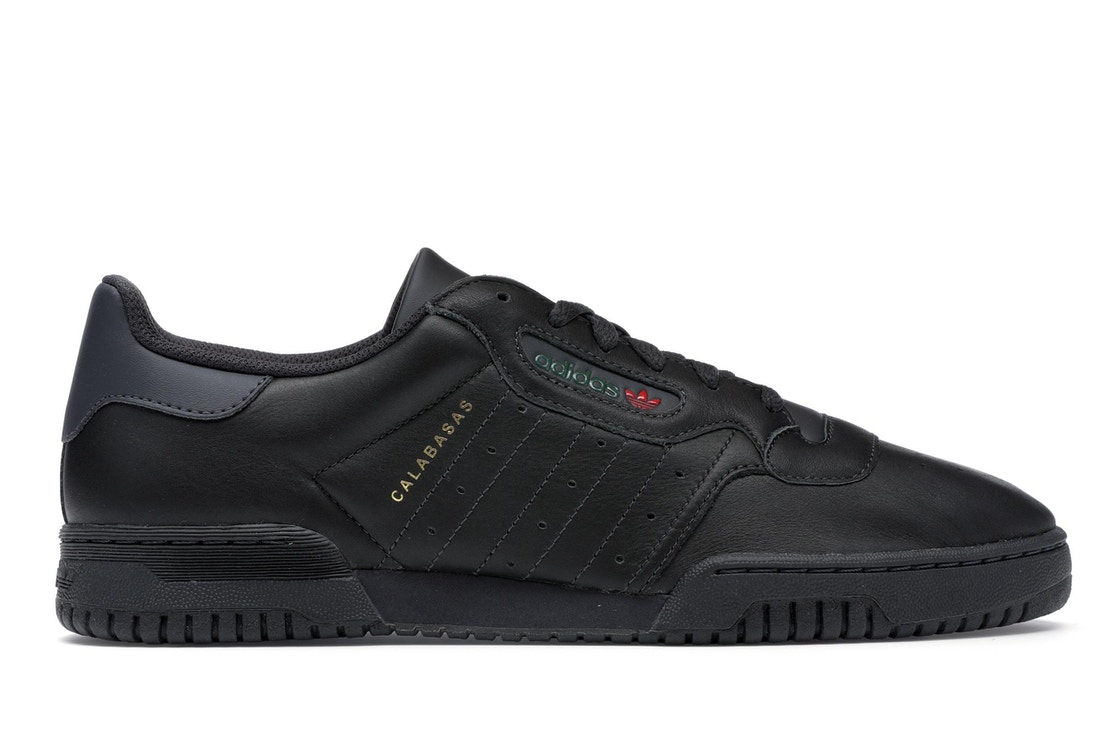 detailed look 3b081 f3d93 adidas Yeezy Powerphase Calabasas Core Black