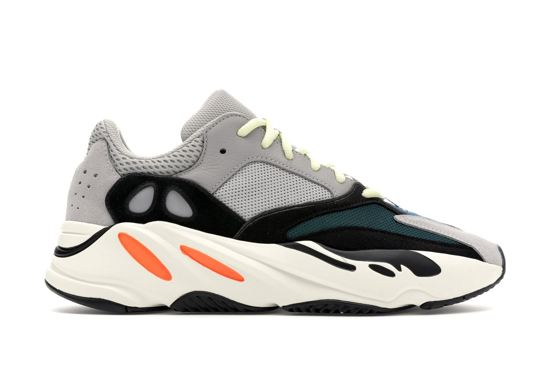 reputable site 3e9a1 7eb1b adidas Yeezy Boost 700 Wave Runner Solid Grey