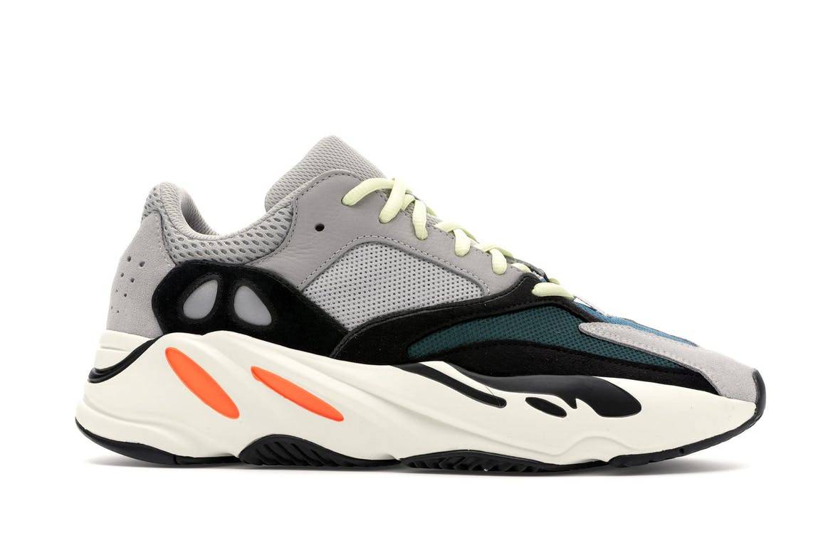 adidas Yeezy Wave Runner 700 Solid Grey