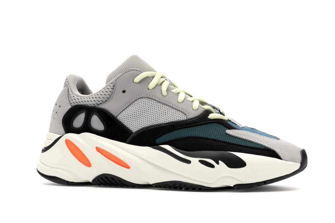 new concept efafe 5353b adidas Yeezy Boost 700 Wave Runner Solid Grey - B75571