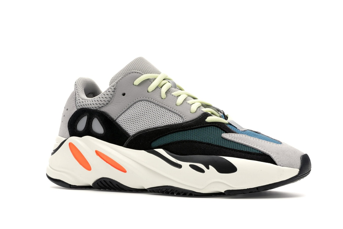 reputable site bd46e 8e061 adidas Yeezy Boost 700 Wave Runner Solid Grey