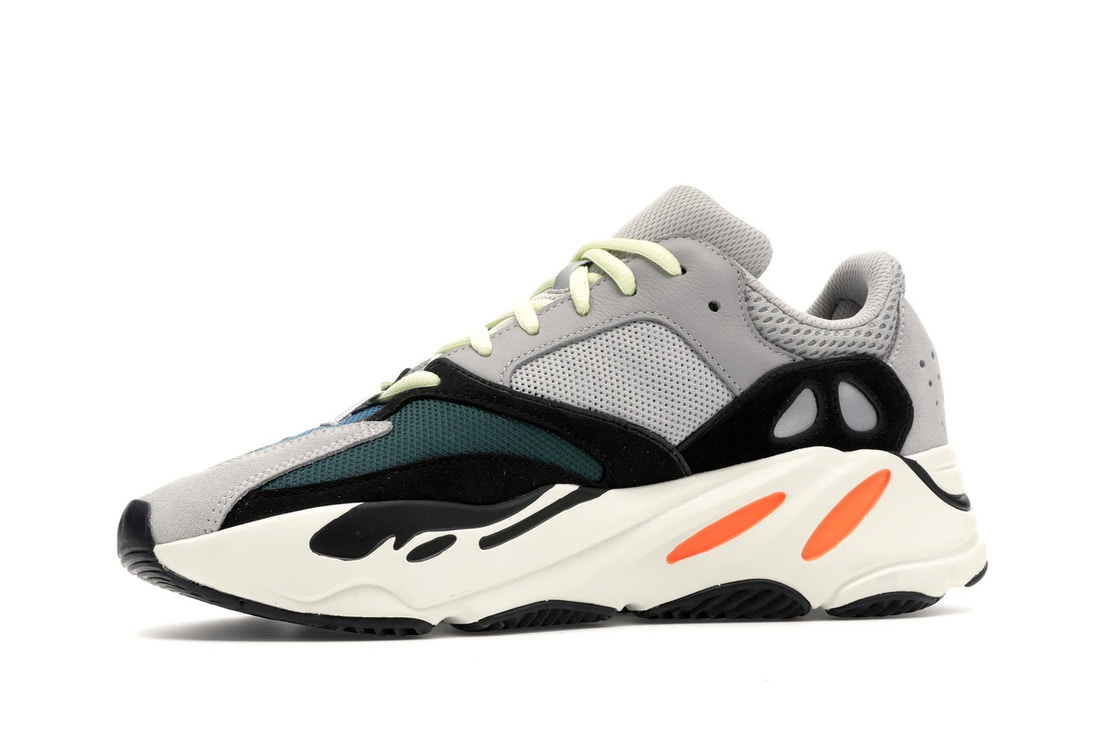 reputable site 0bd8c a2e18 adidas Yeezy Boost 700 Wave Runner Solid Grey