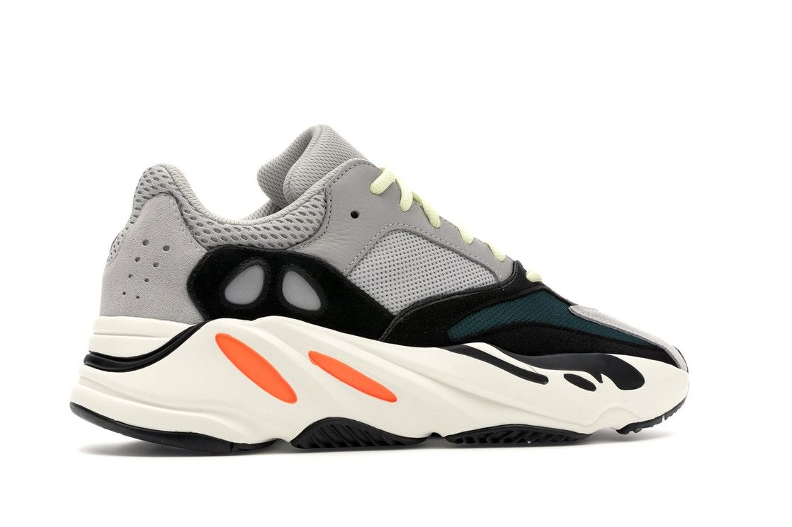 new concept a67d0 ca1c9 adidas Yeezy Boost 700 Wave Runner Solid Grey - B75571