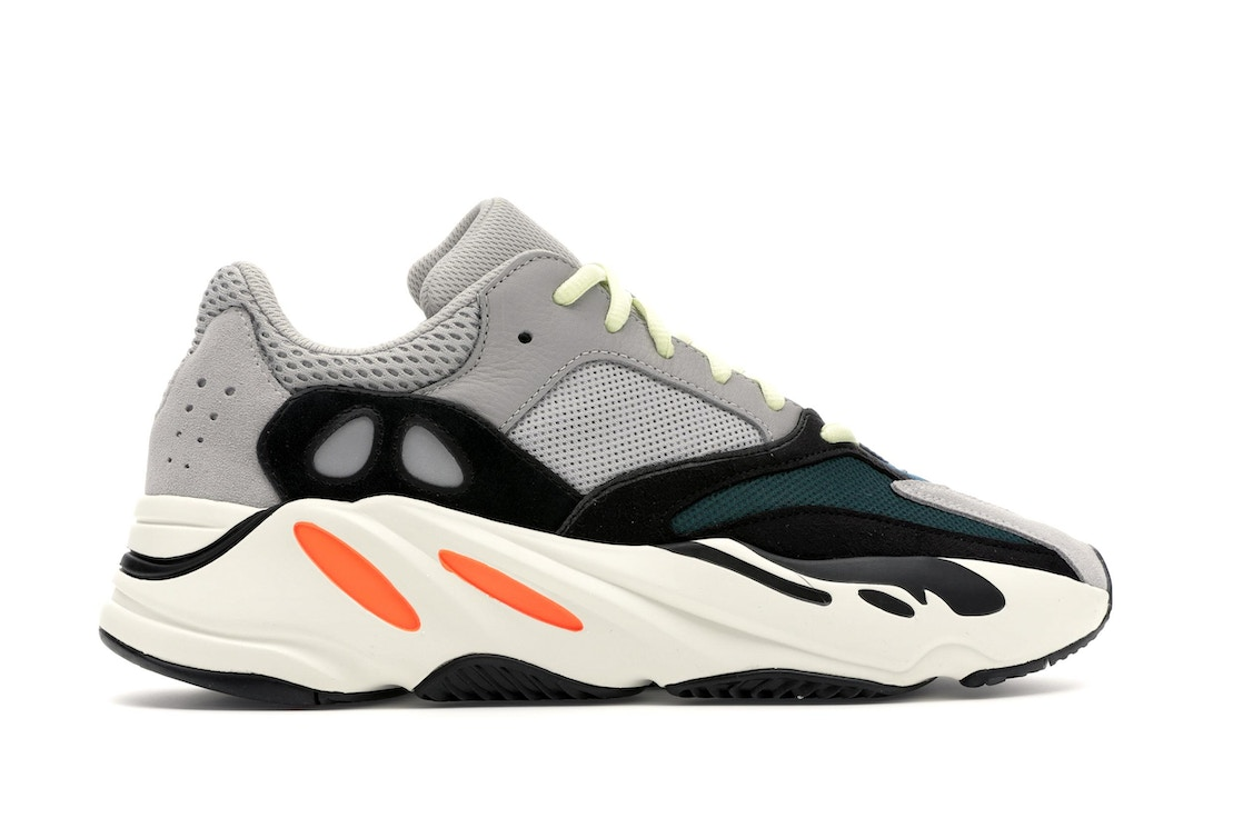 d6c8e786 adidas Yeezy Boost 700 Wave Runner Solid Grey - B75571