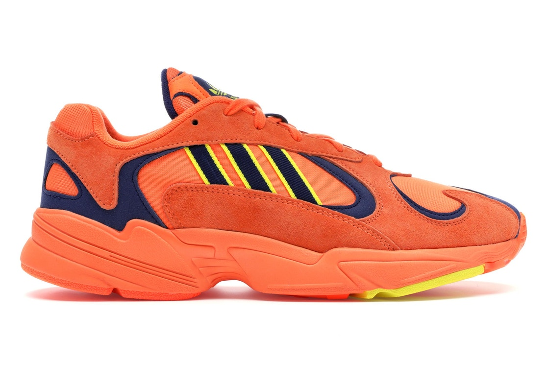 cheap price best price pretty cheap adidas Yung-1 Hi-Res Orange