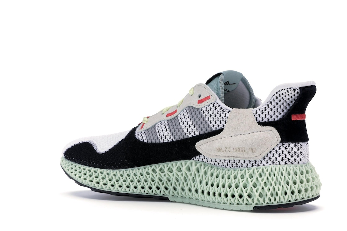 373c2a01a adidas ZX 4000 Futurecraft 4D Grey One - B42203