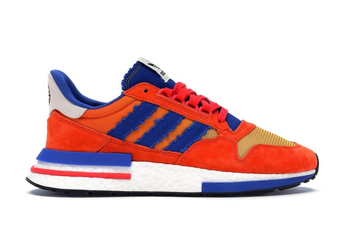 bc886ab5c adidas ZX 500 Dragon Ball Z Son Goku - D97046