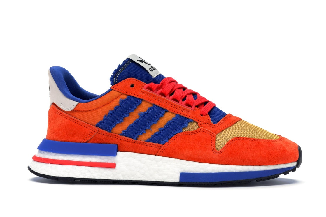 d80863af99ea6 adidas ZX 500 Dragon Ball Z Son Goku - D97046