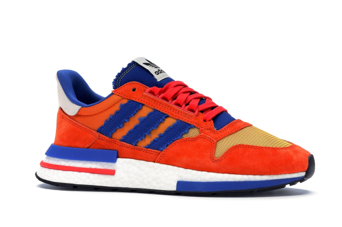 8f1f9157ea1 adidas ZX 500 Dragon Ball Z Son Goku - D97046