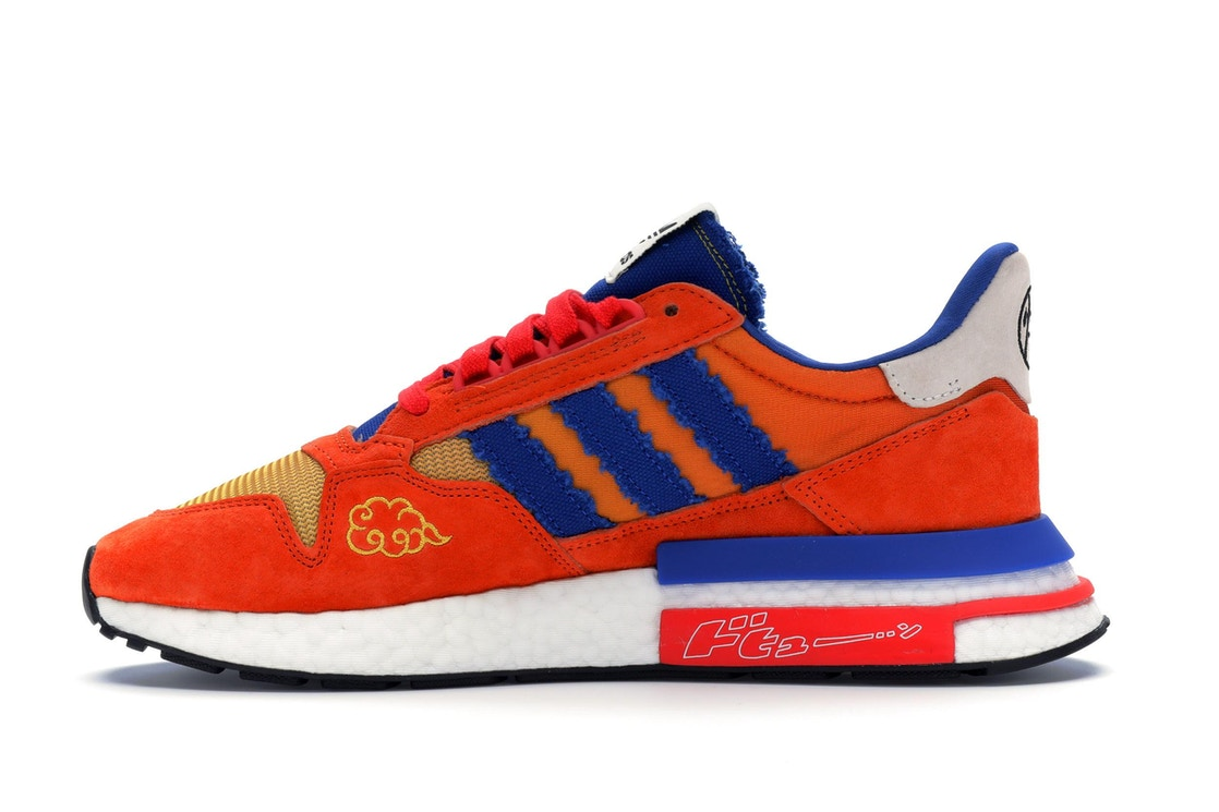 wholesale dealer 5b417 6d6e3 adidas ZX 500 Dragon Ball Z Son Goku - D97046