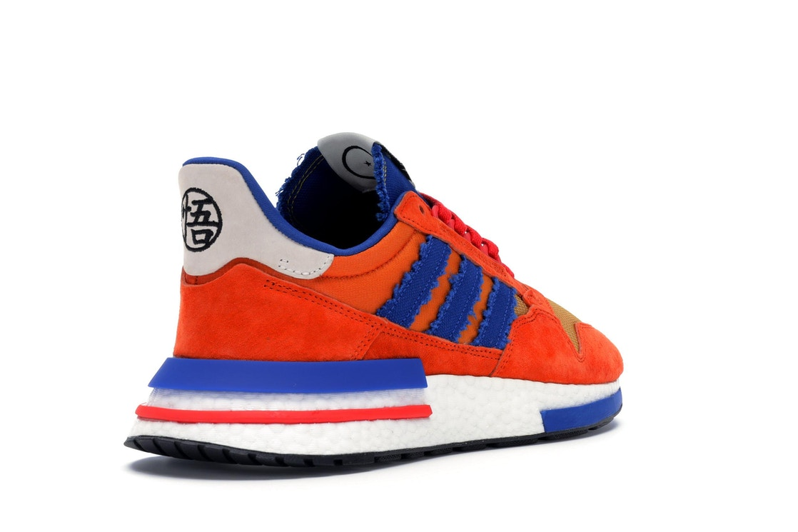 wholesale dealer e736f 06748 adidas ZX 500 Dragon Ball Z Son Goku - D97046