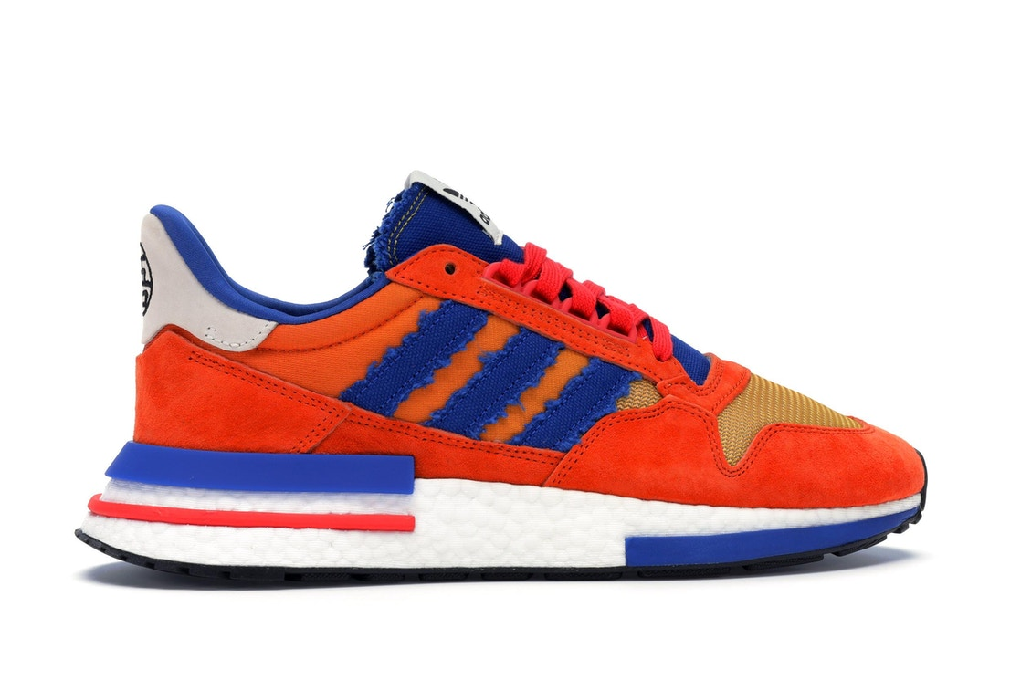 54837a79a4f2 adidas ZX 500 Dragon Ball Z Son Goku - D97046