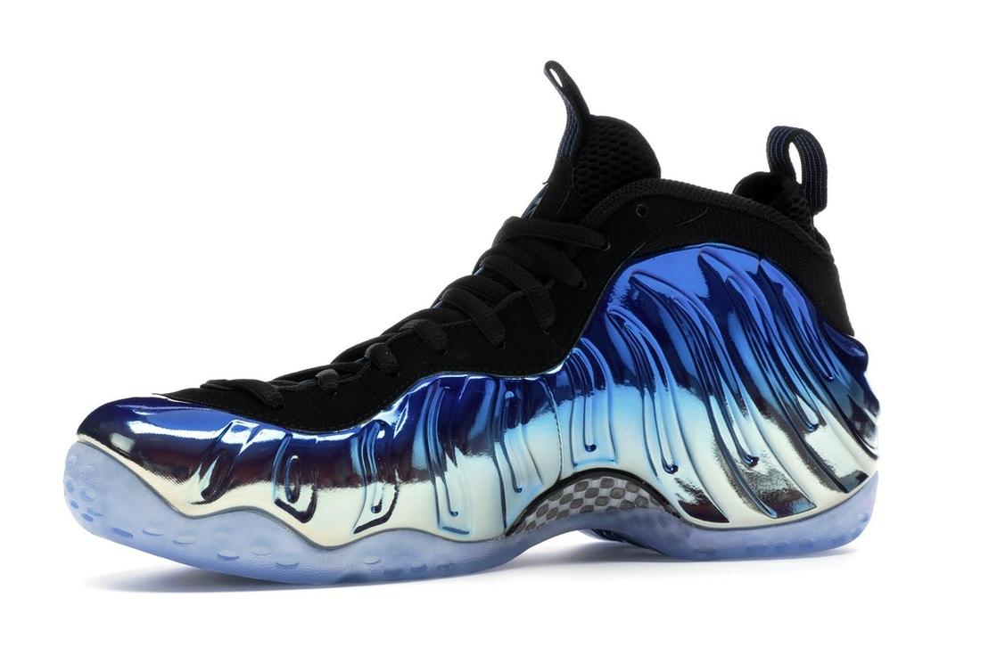 c1f041e45b1b6 Air Foamposite One Blue Mirror - 575420-008