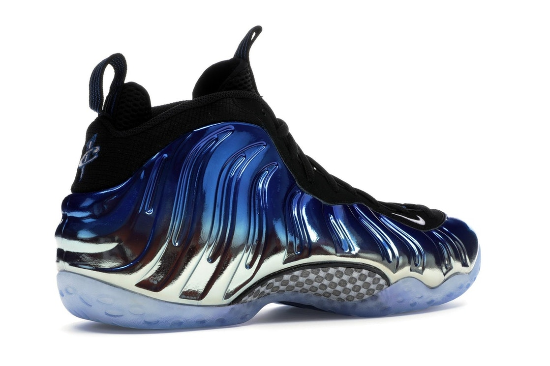 sneakers for cheap dcc15 9e735 Air Foamposite One Blue Mirror - 575420-008