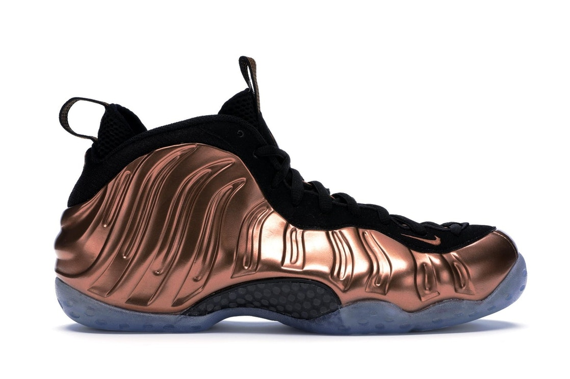 29808d933c2 Sell. or Ask. Size  12.5. View All Bids. Air Foamposite One Copper ...
