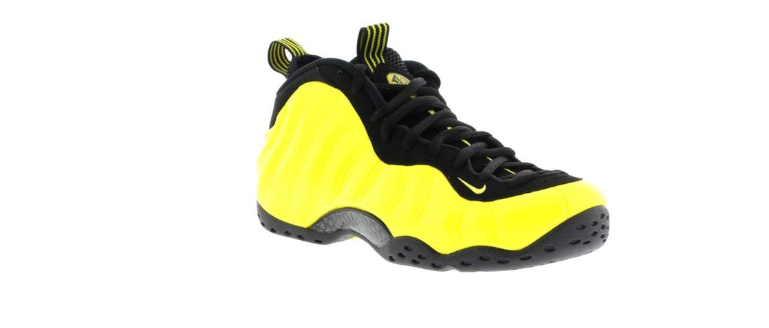 quality design 0a80d 2ed5a Air Foamposite One Wu-Tang Optic Yellow