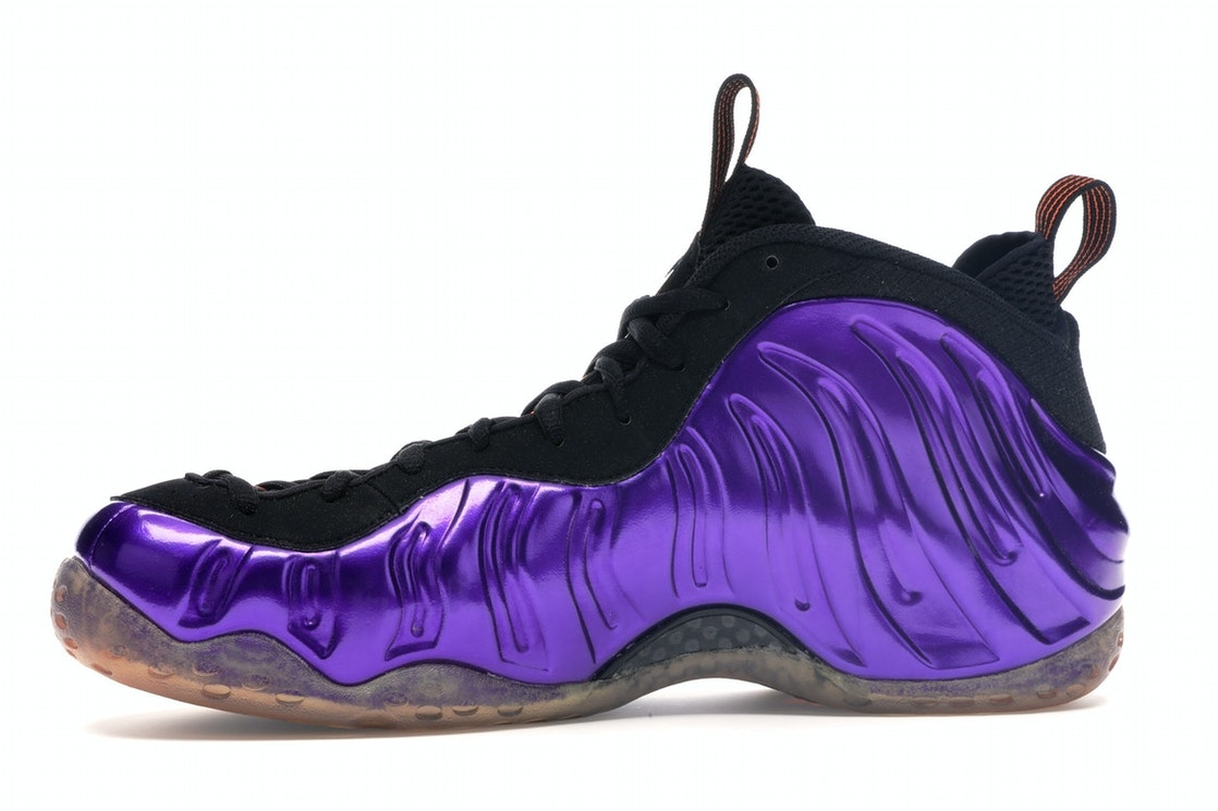 differently 8971d 1ff53 Air Foamposite One Phoenix Suns