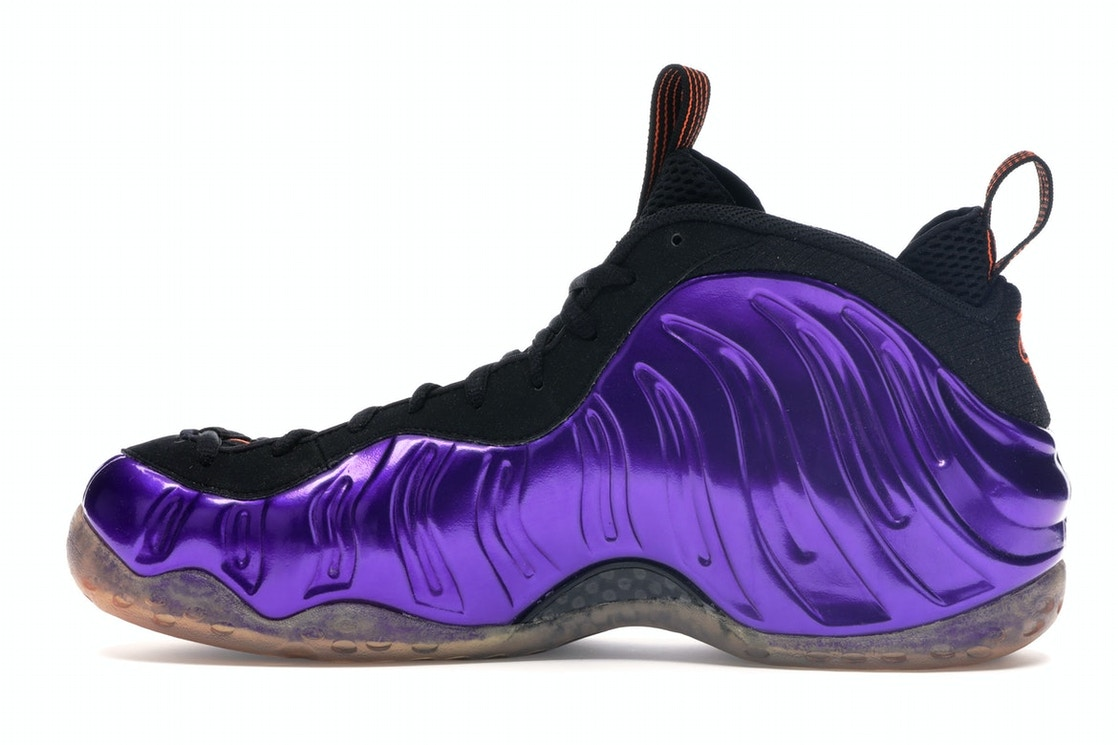 differently 2a8cd 4a227 Air Foamposite One Phoenix Suns