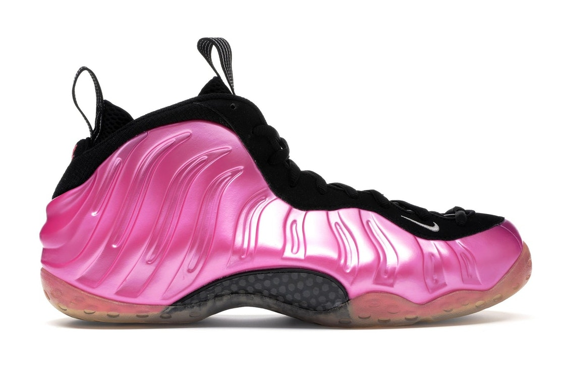 3657a7b451eef Air Foamposite One Pearlized Pink - 314996-600