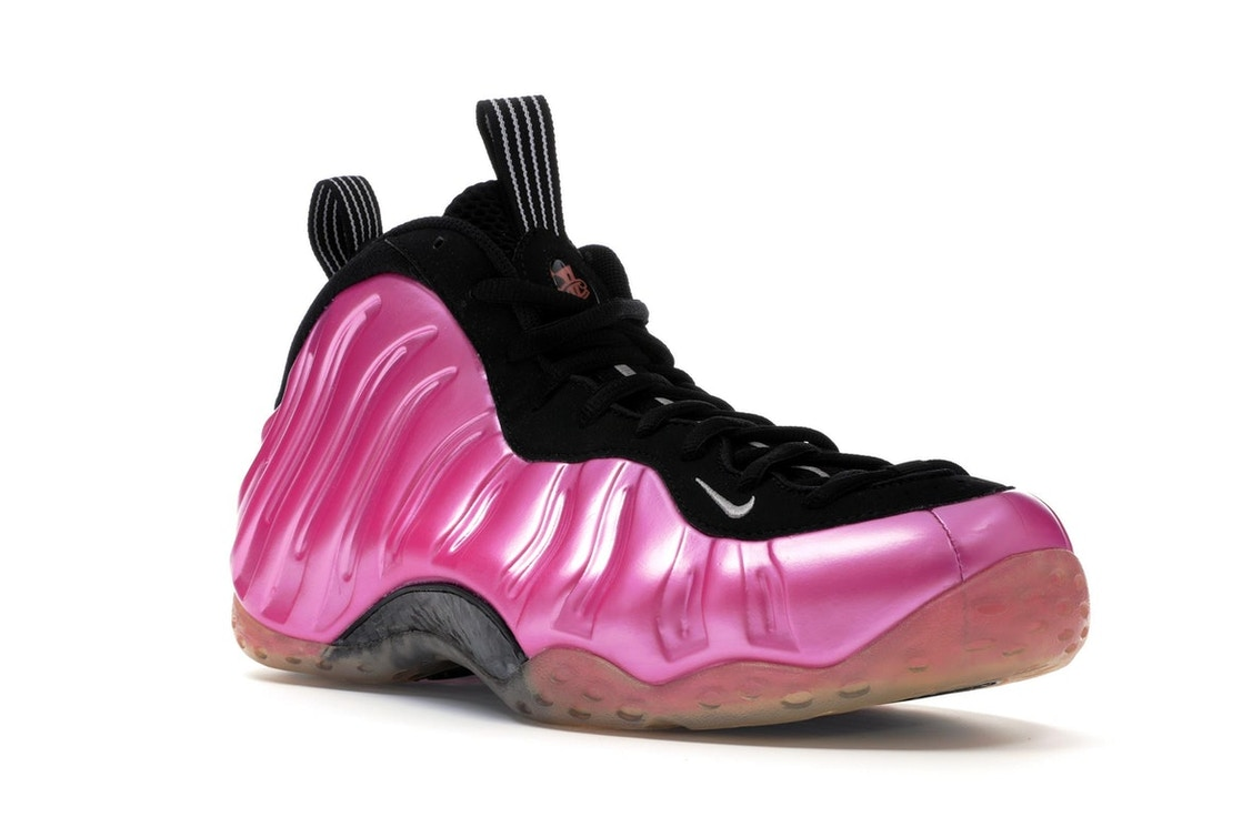 d62bd942eb1 Air Foamposite One Pearlized Pink - 314996-600