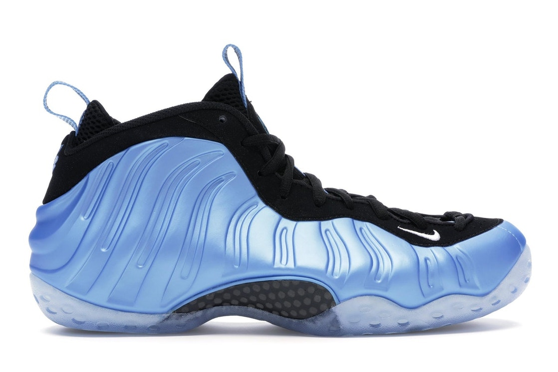 info for 9380d 25f56 Air Foamposite One University Blue - 314996-402