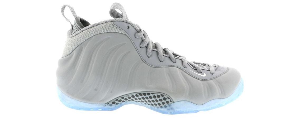 premium selection 817b0 96583 Air Foamposite One Wolf Grey Suede