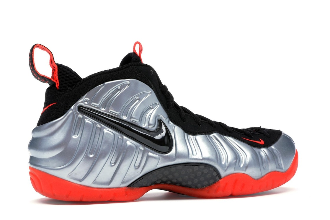 huge discount 74215 9b3de Air Foamposite Pro Bright Crimson - 624041-016