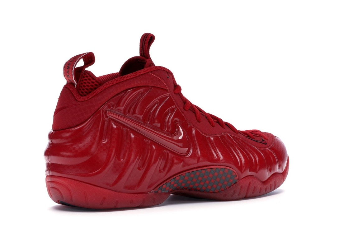 new styles adf47 4af3c Air Foamposite Pro Red October - 624041-603