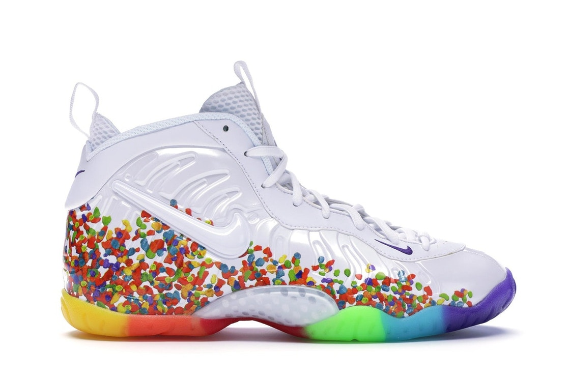 02c33546dc9c4 Sell. or Ask. Size  6Y. View All Bids. Air Foamposite One White Fruity  Pebbles 2017 (GS)