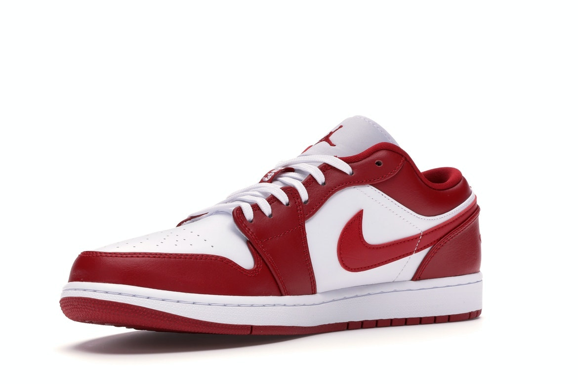 air jordan air jordan 1 low rouge