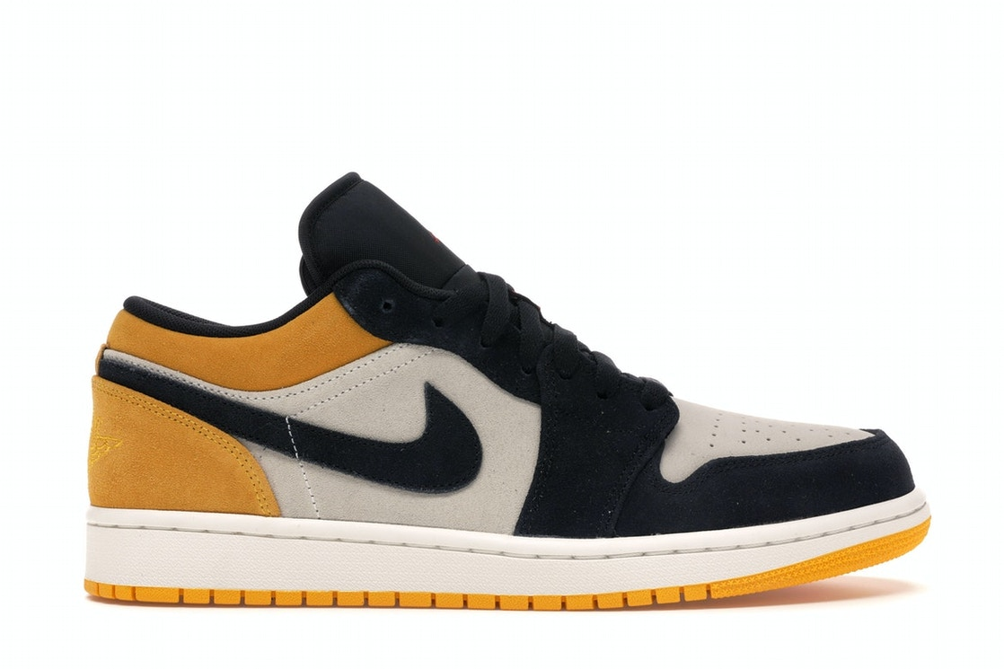 d979964bdcc Sell. or Ask. Size 7. View All Bids. Jordan 1 Low Sail University Gold Black
