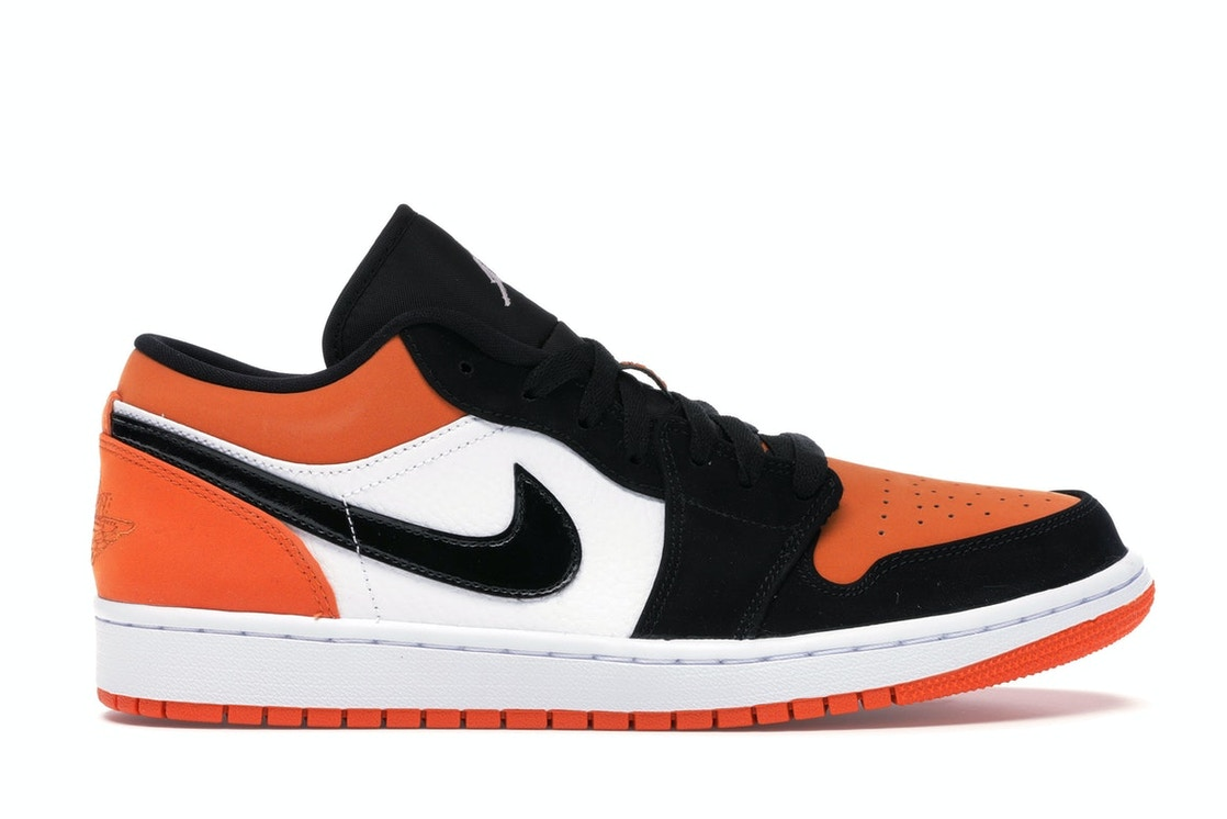 outlet store 46d00 8c847 Jordan 1 Low Shattered Backboard