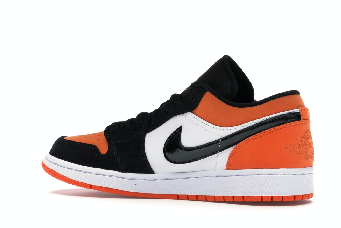 air jordan 1 low orange stockx