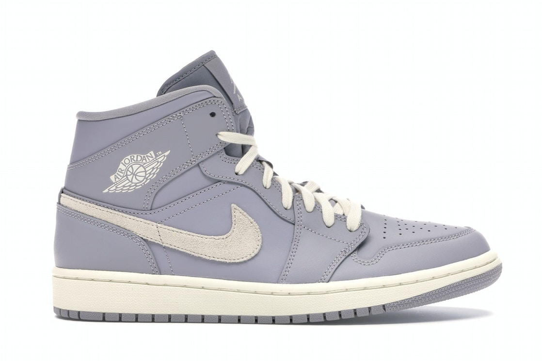 ever popular cheap sale excellent quality Jordan 1 Mid Atmosphere Grey Pale Ivory (W)
