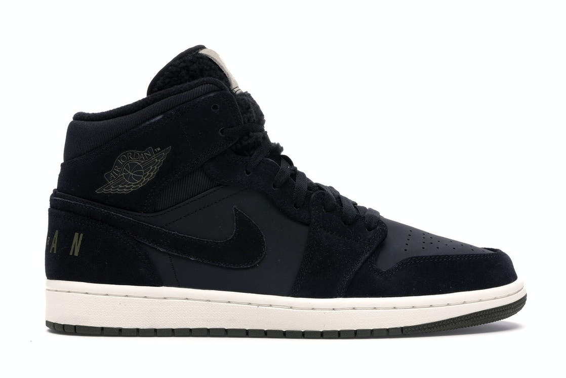 9b96110cfdc Sell. or Ask. Size: 10.5. View All Bids. Jordan 1 Mid Black Olive Canvas