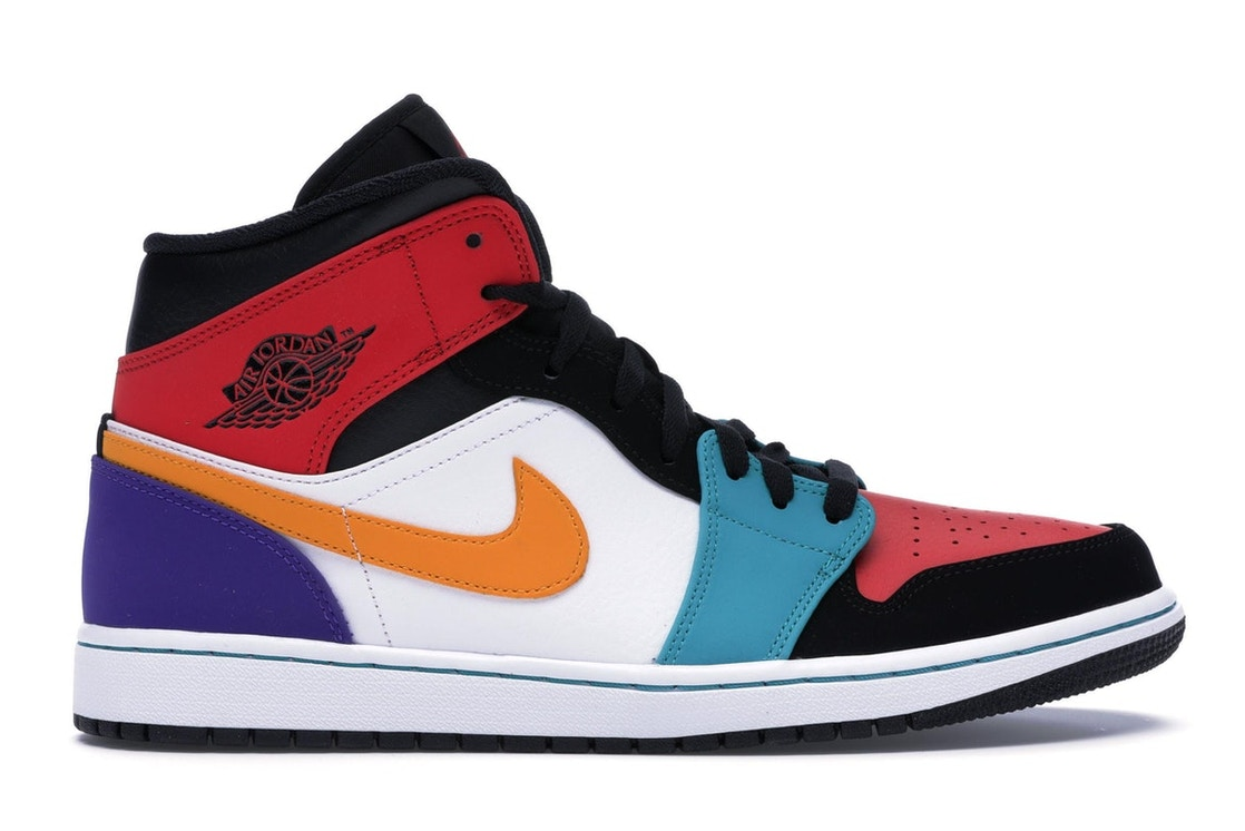 642b46c1a4b Sell. or Ask. Size 7. View All Bids. Jordan 1 Mid Bred Multi-Color