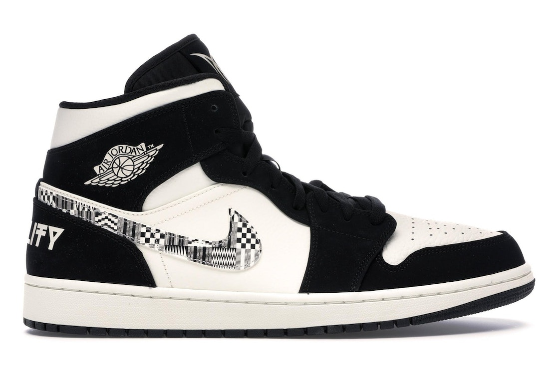 7a6376cd5e50 Sell. or Ask. Size 7. View All Bids. Jordan 1 Mid Equality (2019)