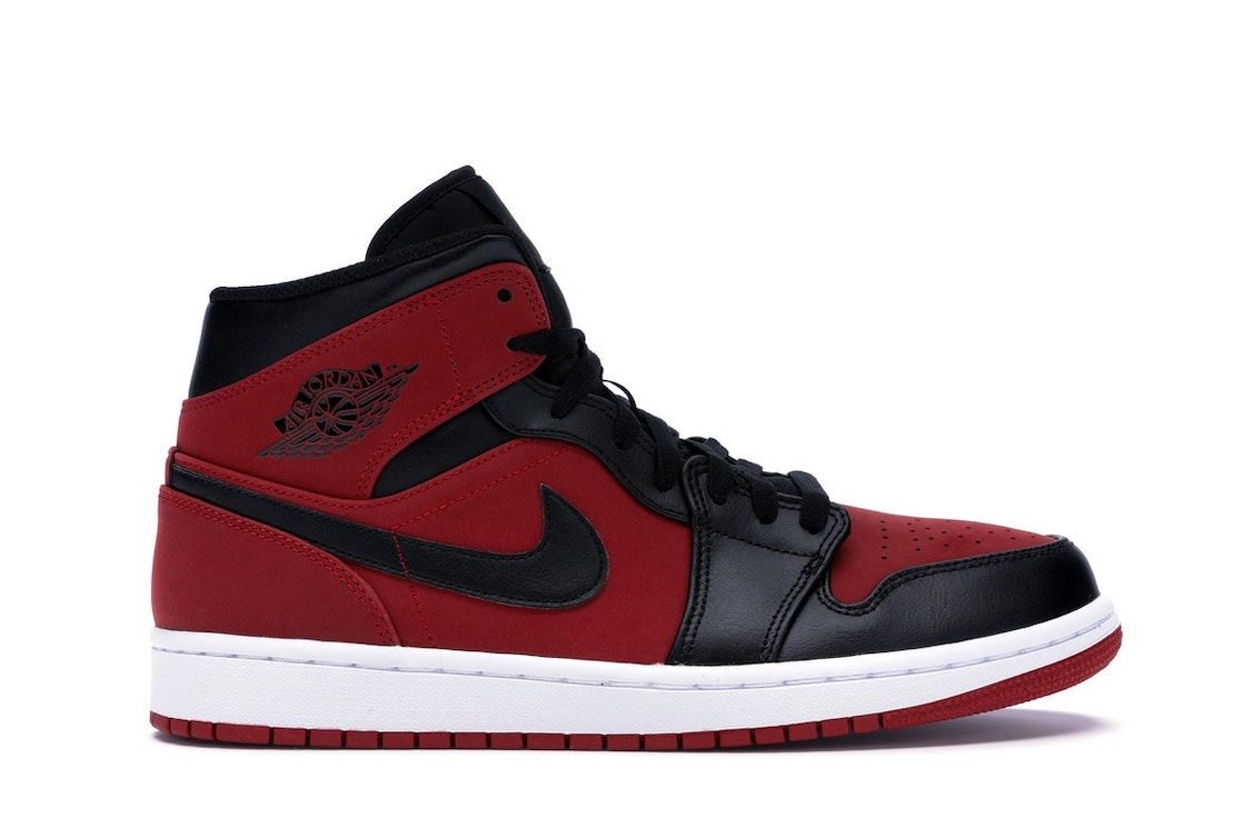 purchase cheap d32bc bf459 Sell. or Ask. Size 7. View All Bids. Jordan 1 Mid Gym Red Black