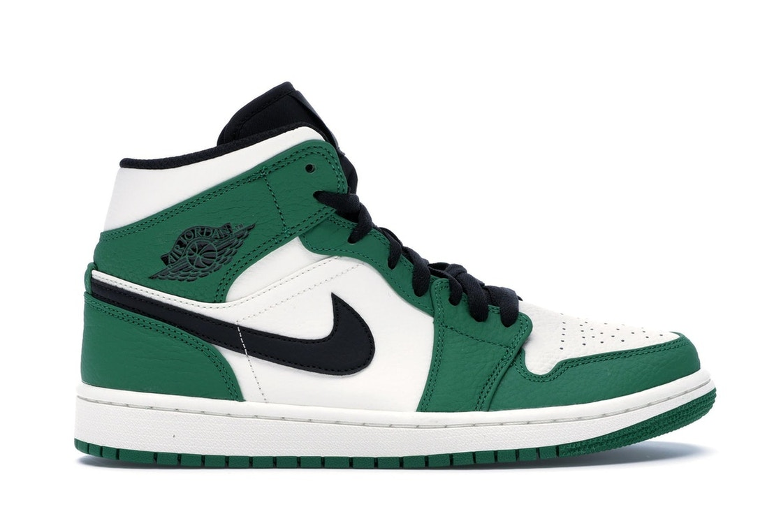 new style 6b9c5 ad40f Sell. or Ask. Size 7. View All Bids. Jordan 1 Mid Pine Green