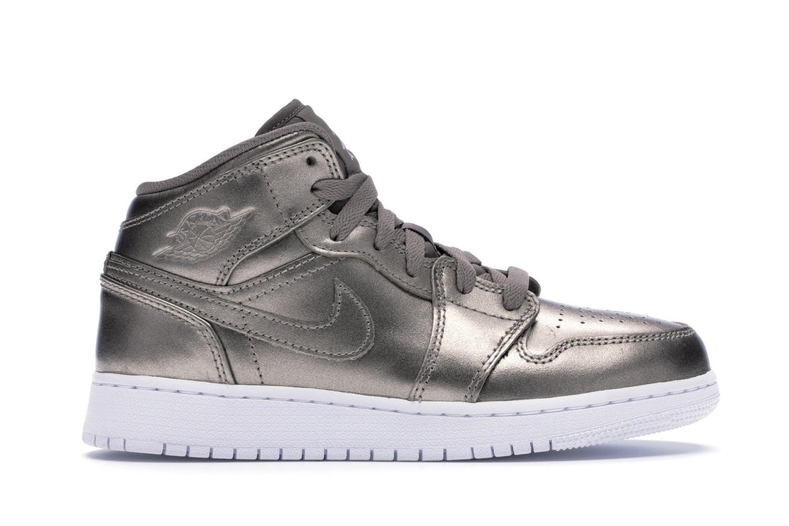 the best attitude 72124 b9a8c Sell. or Ask. Size  3.5Y. View All Bids. Jordan 1 Mid Sepia Stone (GS)