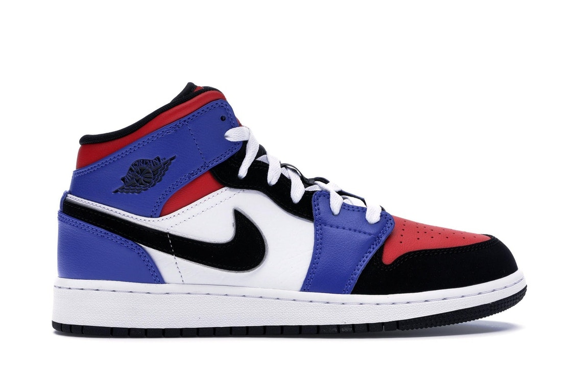 f9717cb617ecdc Sell. or Ask. Size  4Y. View All Bids. Jordan 1 Mid Top 3 (GS)