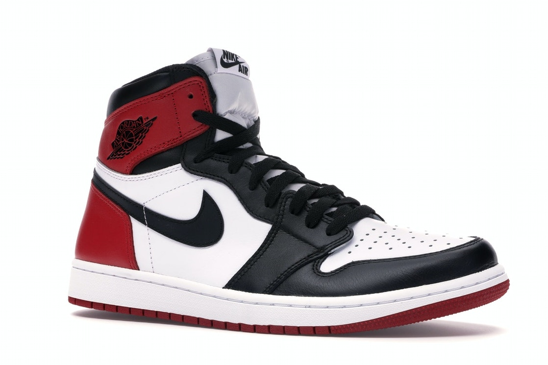 skate shoes cheapest lower price with Jordan 1 Retro Black Toe (2016)