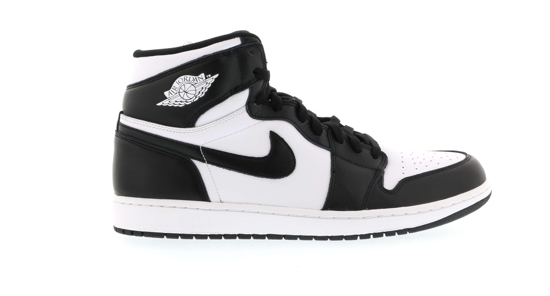 f1a8d7841fce Sell. or Ask. Size  8.5. View All Bids. Jordan 1 Retro Black White ...