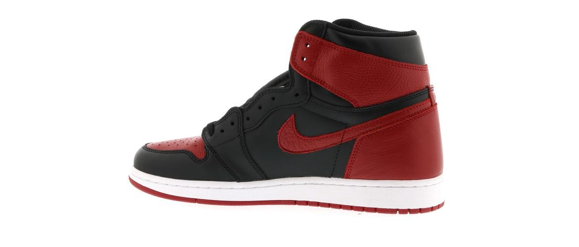 san francisco 6ffec 09bcd ... switzerland jordan 1 retro bred banned 2016 555088 001 25f0e b0815
