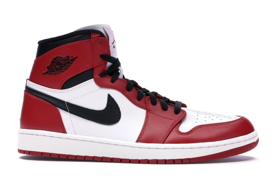 the best attitude 4ef62 33c7f Jordan 1 Retro Chicago (2013)