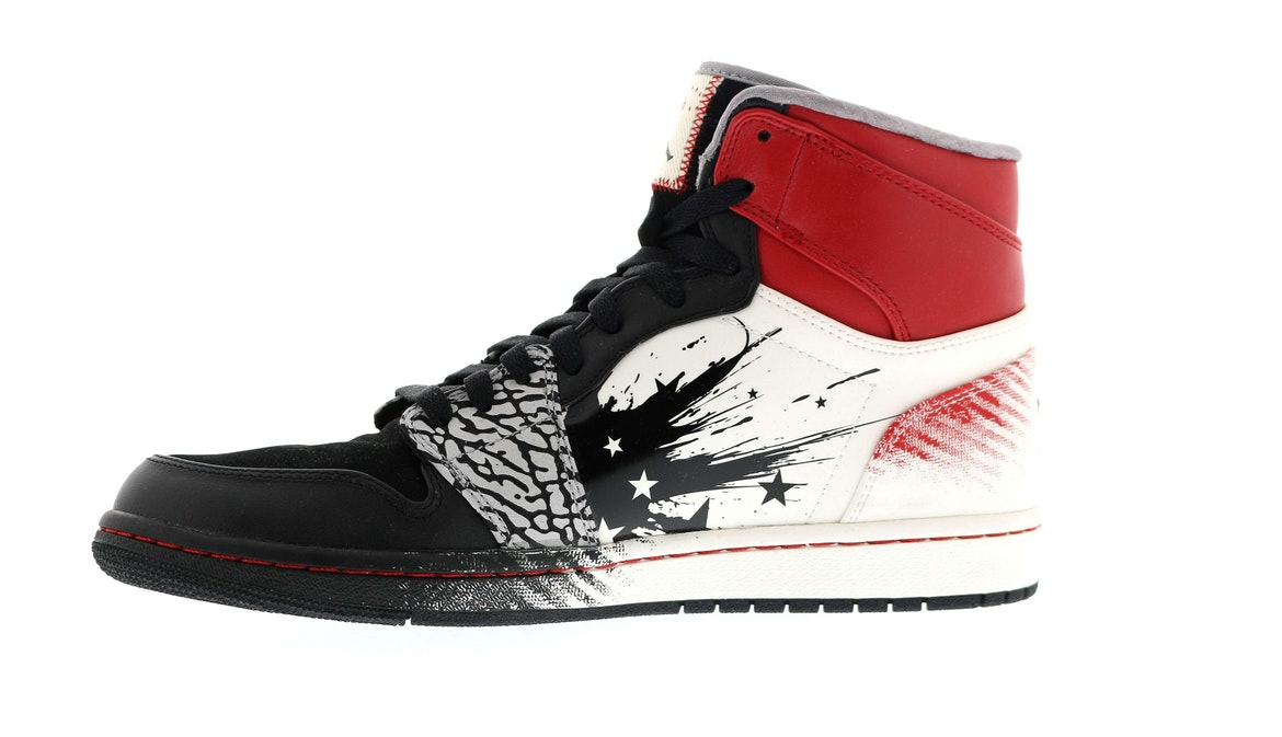 huge selection of 67d5c b253f ... best jordan 1 retro dave white wings for the future 464803 001 342db  4a787