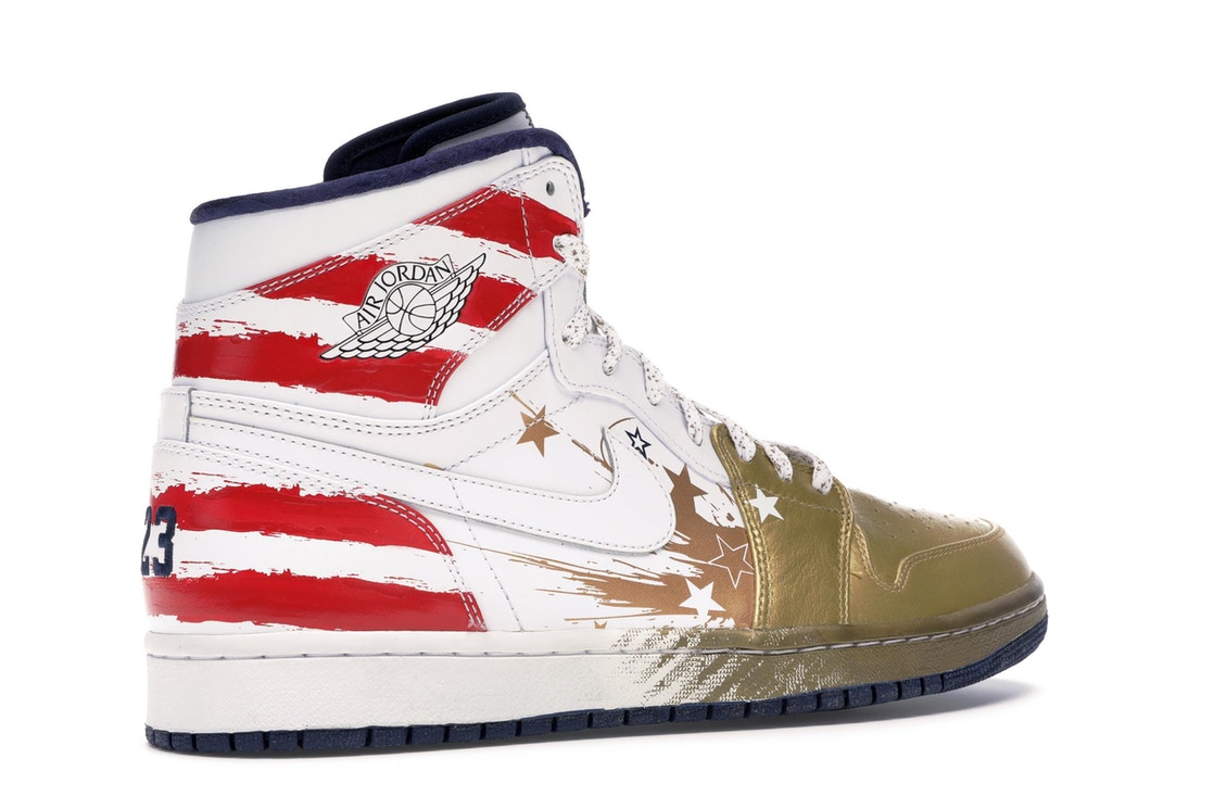 a3b354da522a Jordan 1 Retro Dave White Wings For the Future Gold - 237399-043