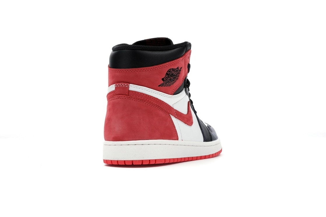 73249cda585 Jordan 1 Retro High Track Red - 555088-112